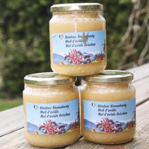 Honig & mehr aus der Schweiz