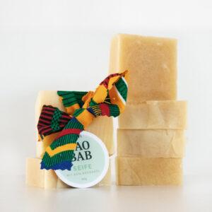 Seifen mit Baobaböl